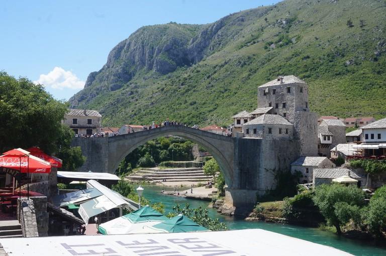 Stari Most, Mostar  © Sam Bedford