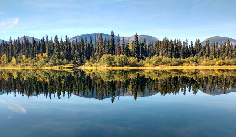 Courtesy of Bowron Lake Provincial Park