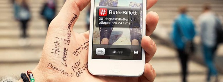RuterBillett app