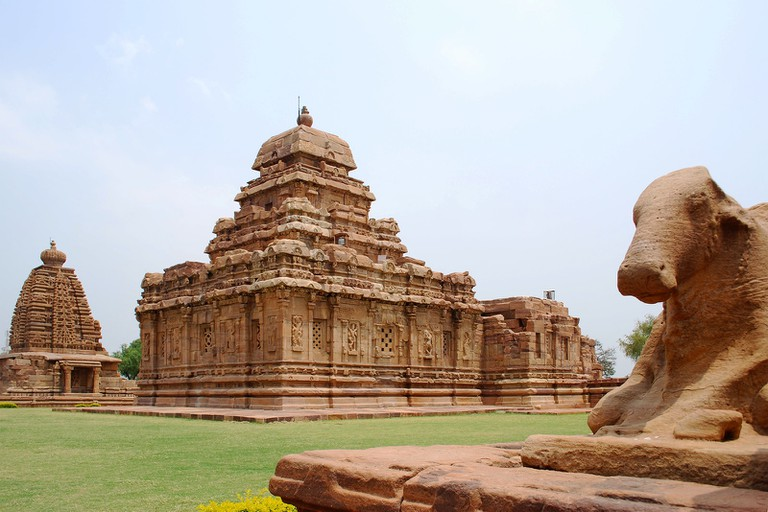 Sangameshwara_Temple_Pattadakal