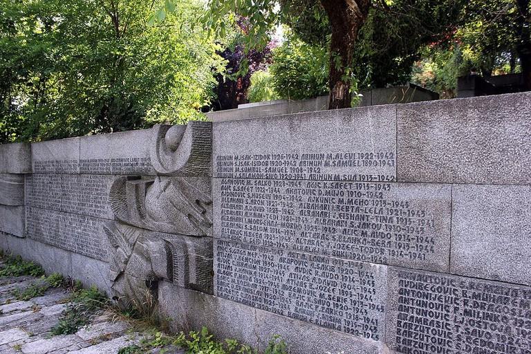 The names of the 11,000 Bosnians   © Julian Nitzsche/WikiCommons