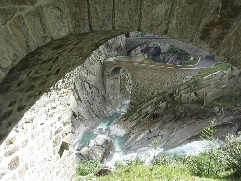 Schöllenen Gorge
