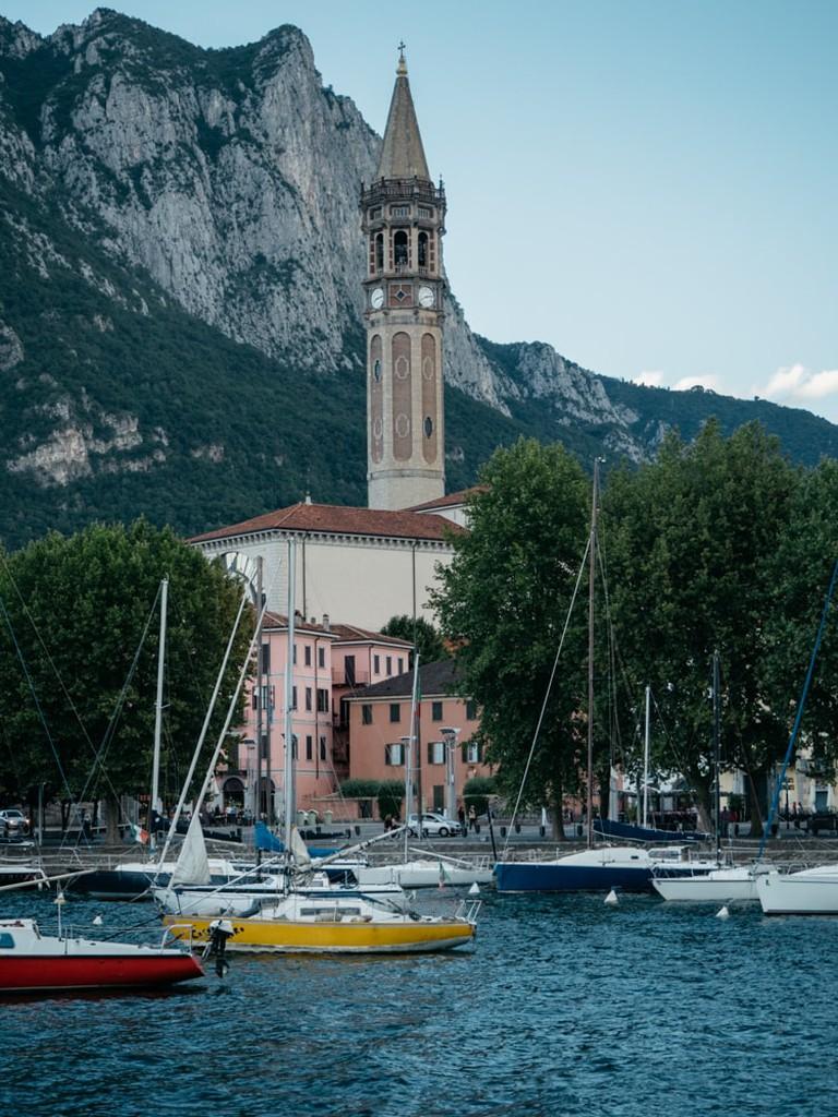 The harbour in Lecco | Monika Prokůpková / © Culture Trip