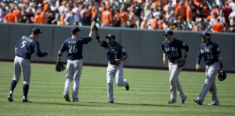 Seattle Mariners | © Keith Allison / Flickr