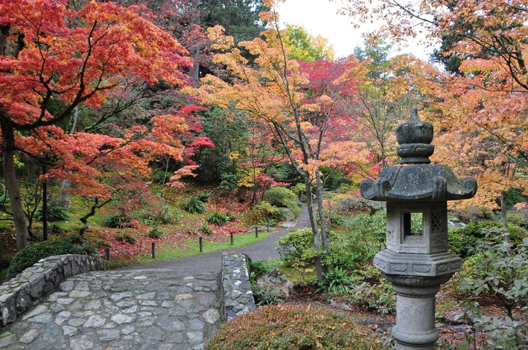 Seattle's Japanese Gardens | © Ted / Flickr