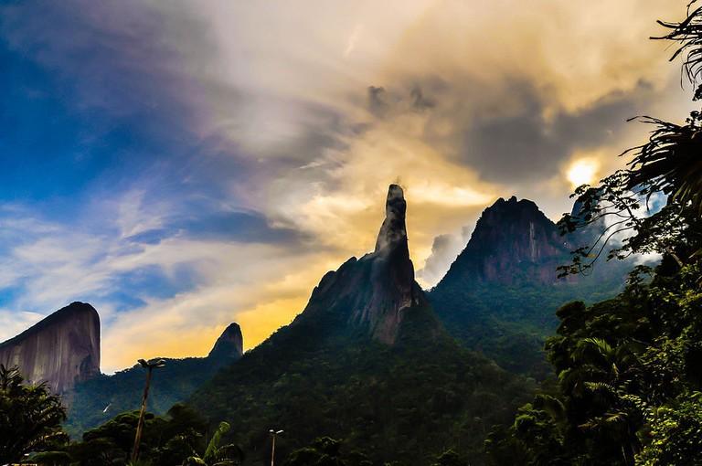 Serra dos Órgãos | © Remachado/WikiCommons