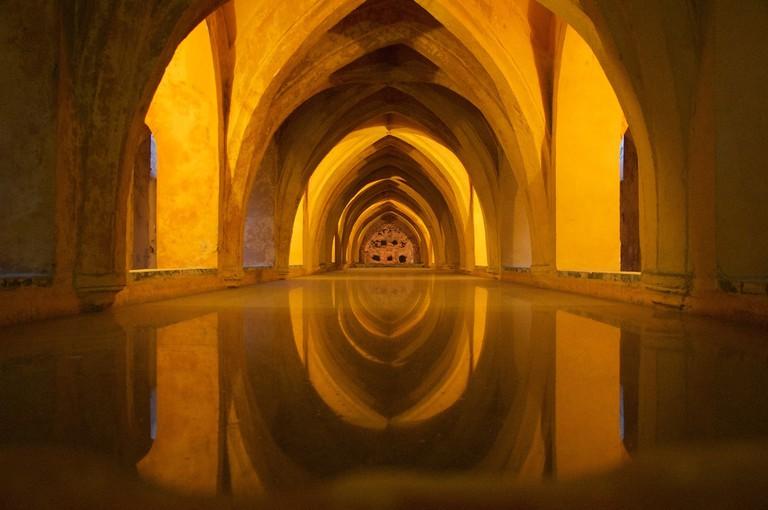 The Baths of Lady María de Padilla; jake_aerts/pixabay