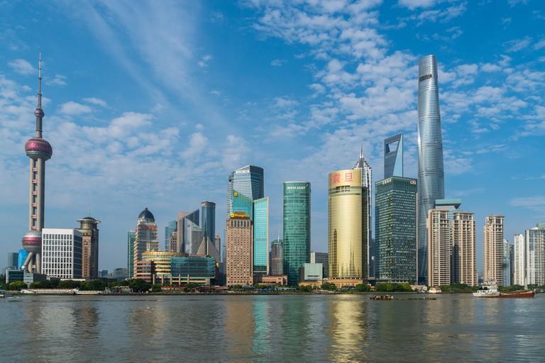 shanghai-China-tourism
