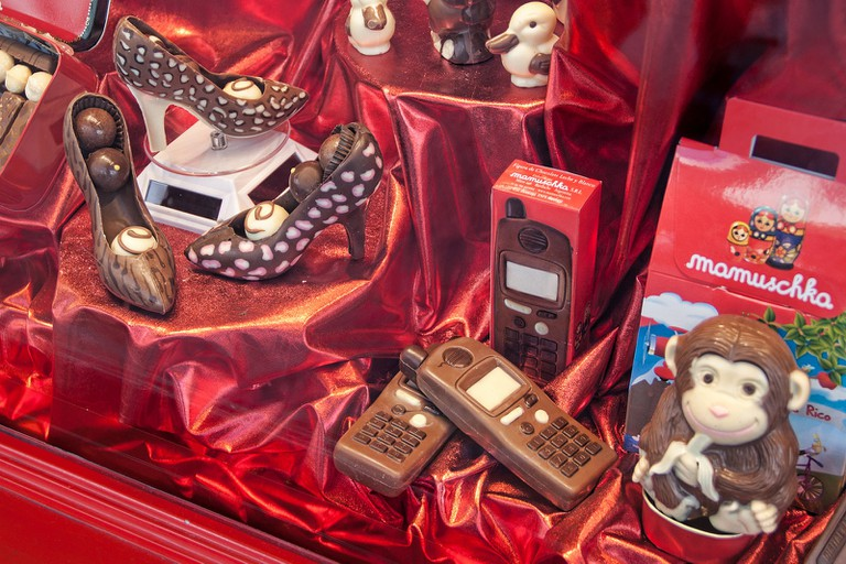 Chocolate heaven in Bariloche