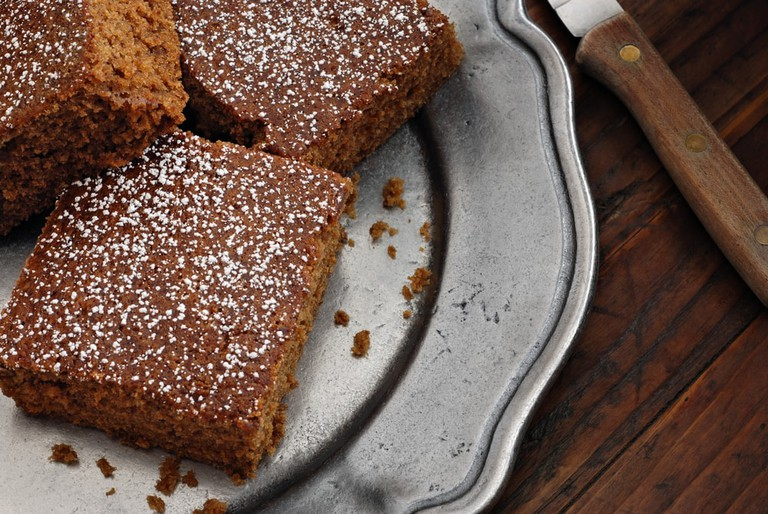 Soft gingerbread is a Polish delicacy