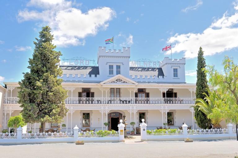 The historic Lord Milner Hotel, built in 1899  ©Grobler du Preez/Shutterstock