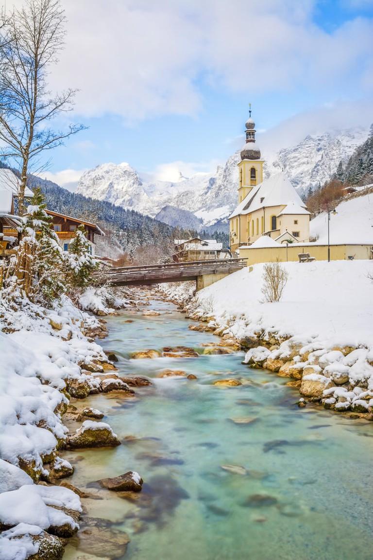 Berchtesgadener National Park, Germany