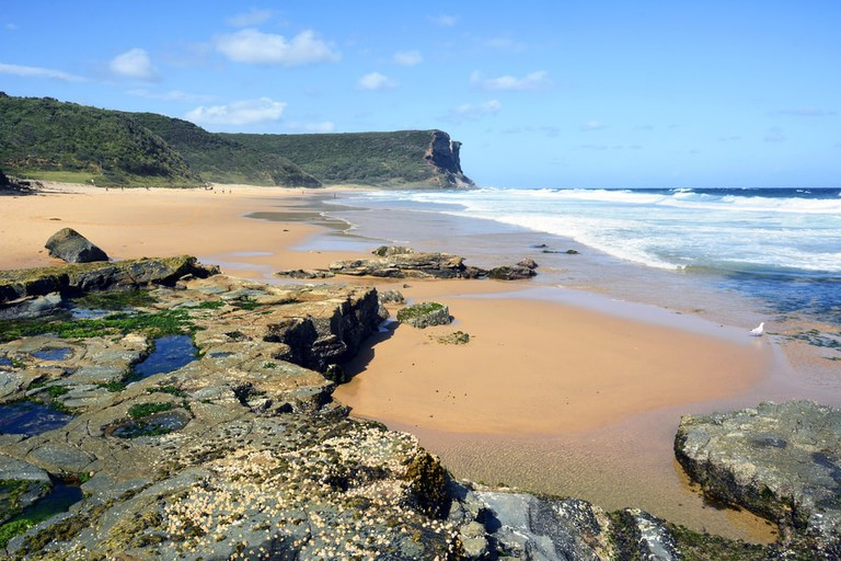 Garie beach in Royal National Park, New South Wales, Australia | © Alizada Studios/Shutterstock