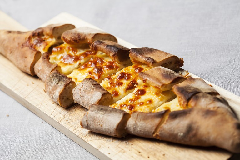 Istanbul is famous for pide