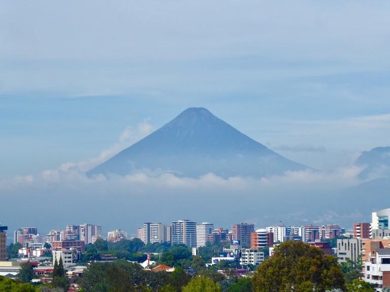 Fuego volcano in Guatemala City | © PCane/Shutterstock