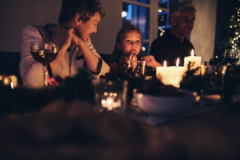 Spending time with family and friends is a key part of 'mys'|© Jacob Lund / Shutterstock