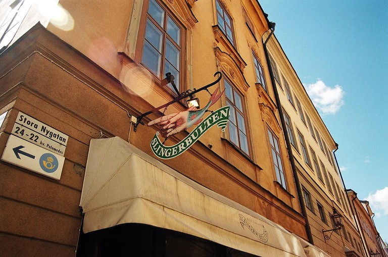 Traditional Swedish food is found here
