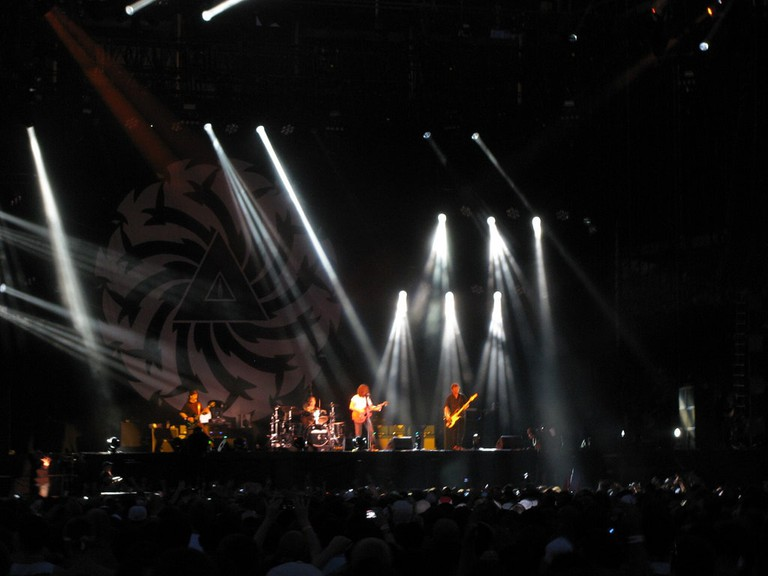 Soundgarden 2010   © swimfinfan / Flickr
