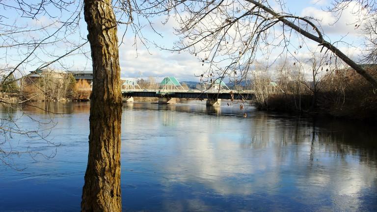 Spokane Riverfront Park   © Tracy Hunter / Flickr