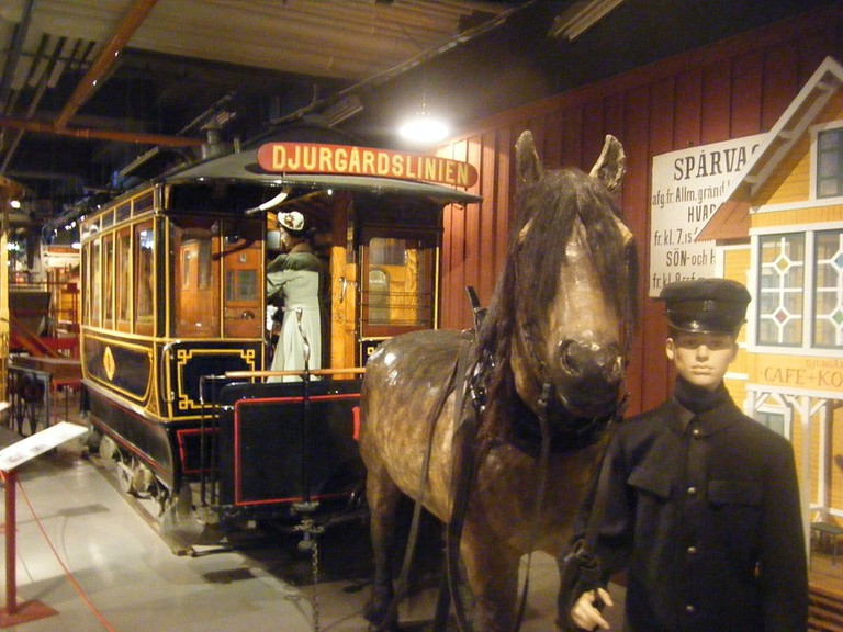 Enjoy one of the city's lesser-known museums, such as the Tramway Museum