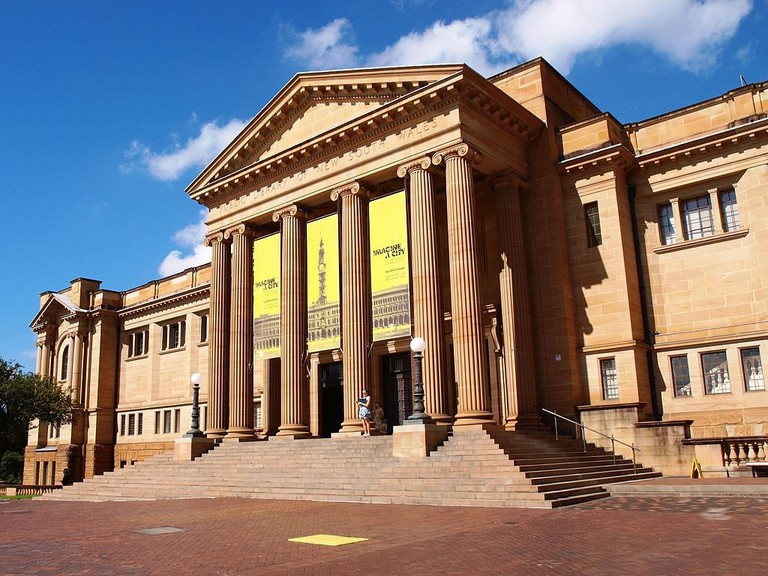 State Library of NSW | © Batsv/Wikimedia Commons
