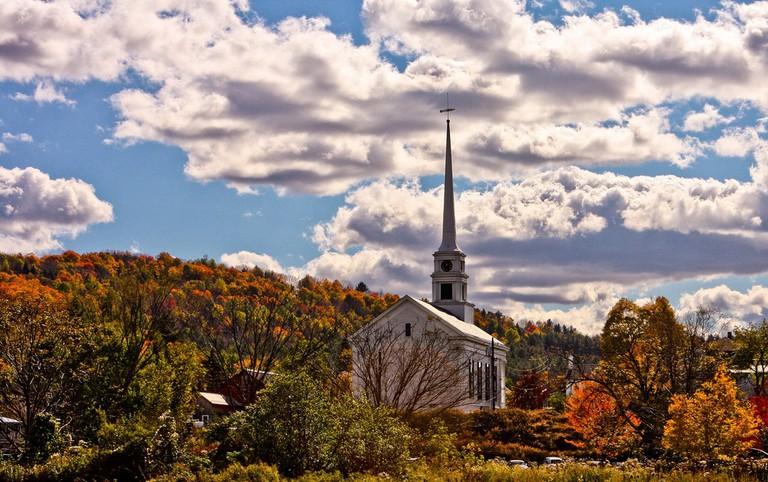 Stowe, Vermont | © Patrick / Flickr