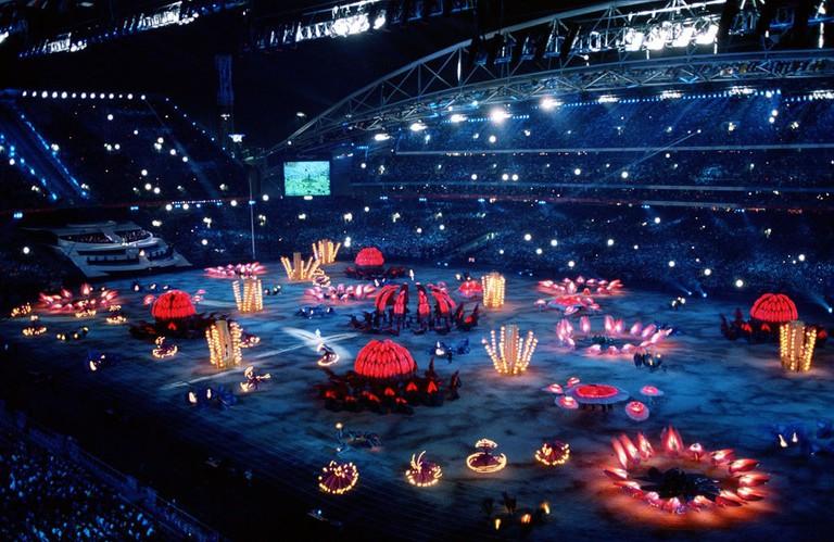 Sydney 2000 Olympics   © TSGT Rick Sforza_Wikimedia Commons