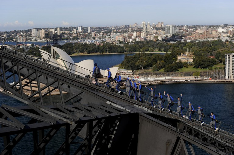 Sydney Harbour BridgeClimb | © ImagineCup/Flickr