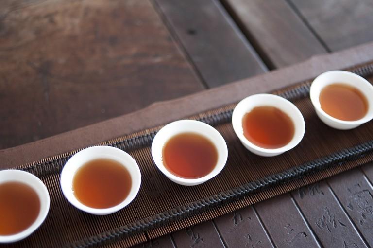 Tea Tasting Hong Kong