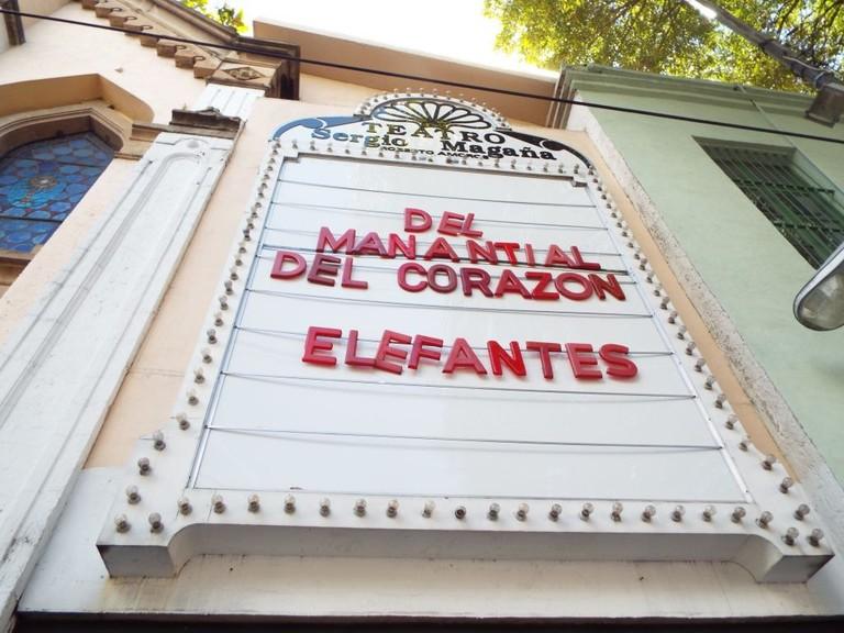 Teatro Sergio Magaña │