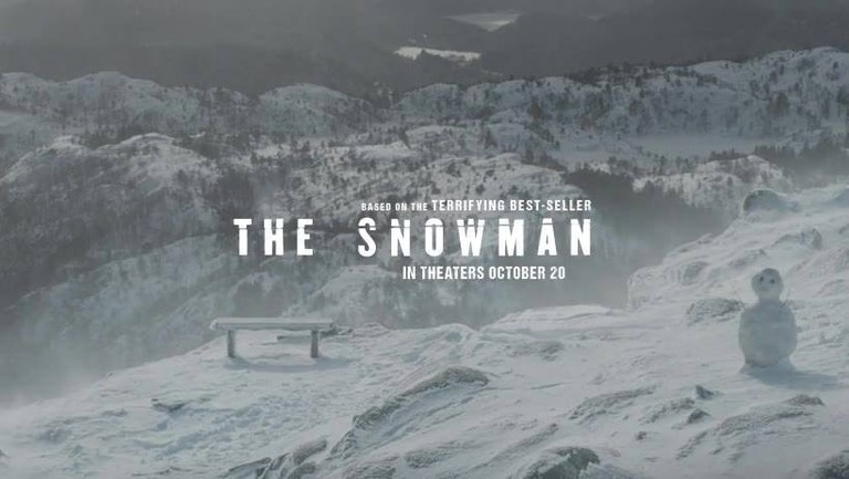 The Snowman Movie Poster | Courtesy of Universal Pictures