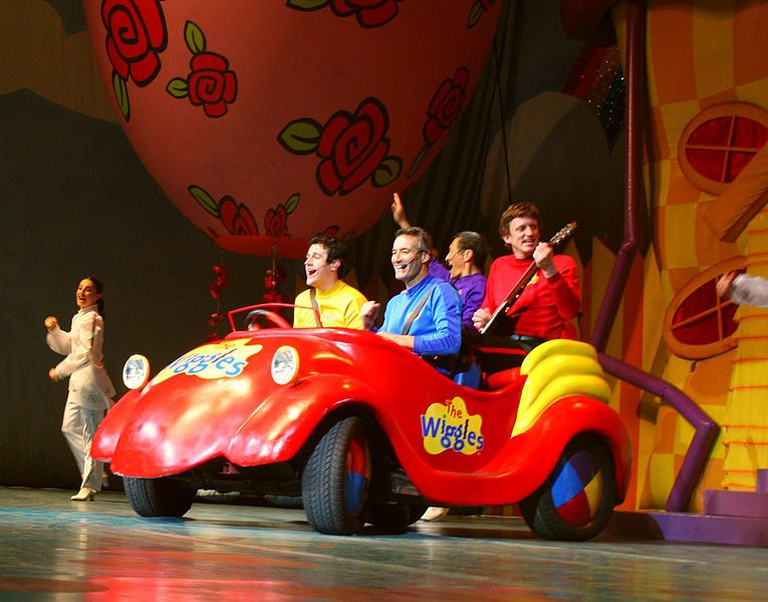 The Wiggles | © Led2life/Wikimedia Commons