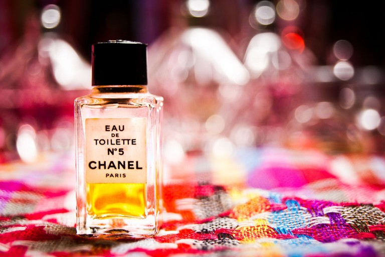 Brand name perfumes are a rule in Dubai Mall