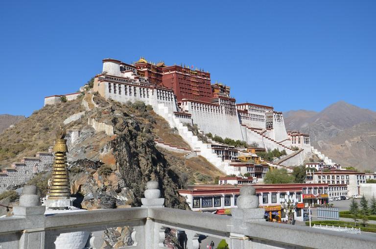 Lhasa Palace