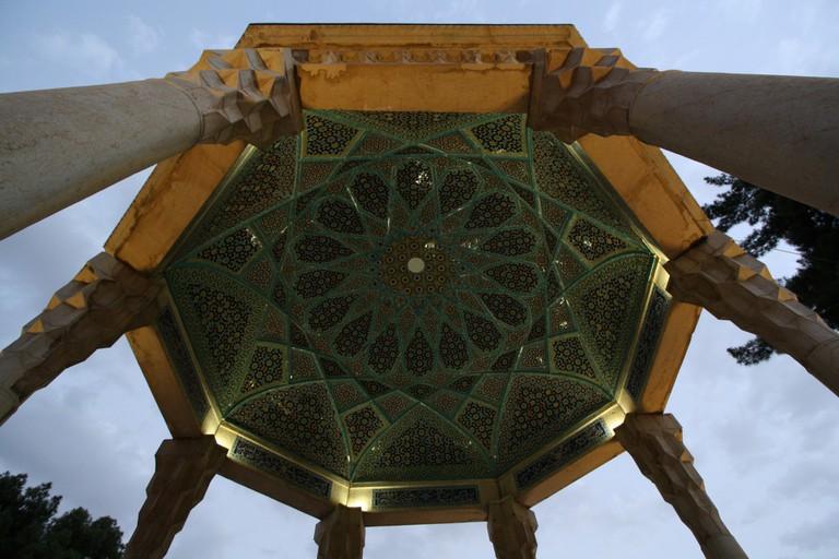 Tomb of Hafez | ©Blondinrikard Fröberg:flickr