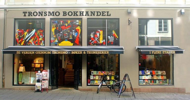 Tronsmo Bokhandel | Courtesy of Tronsmo Bokhandel