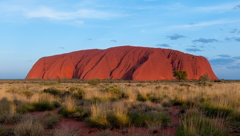 Uluru | public domain / Pixabay