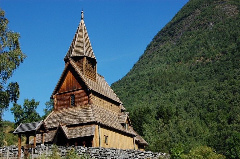 Urnes stave church | © karaian : Flickr