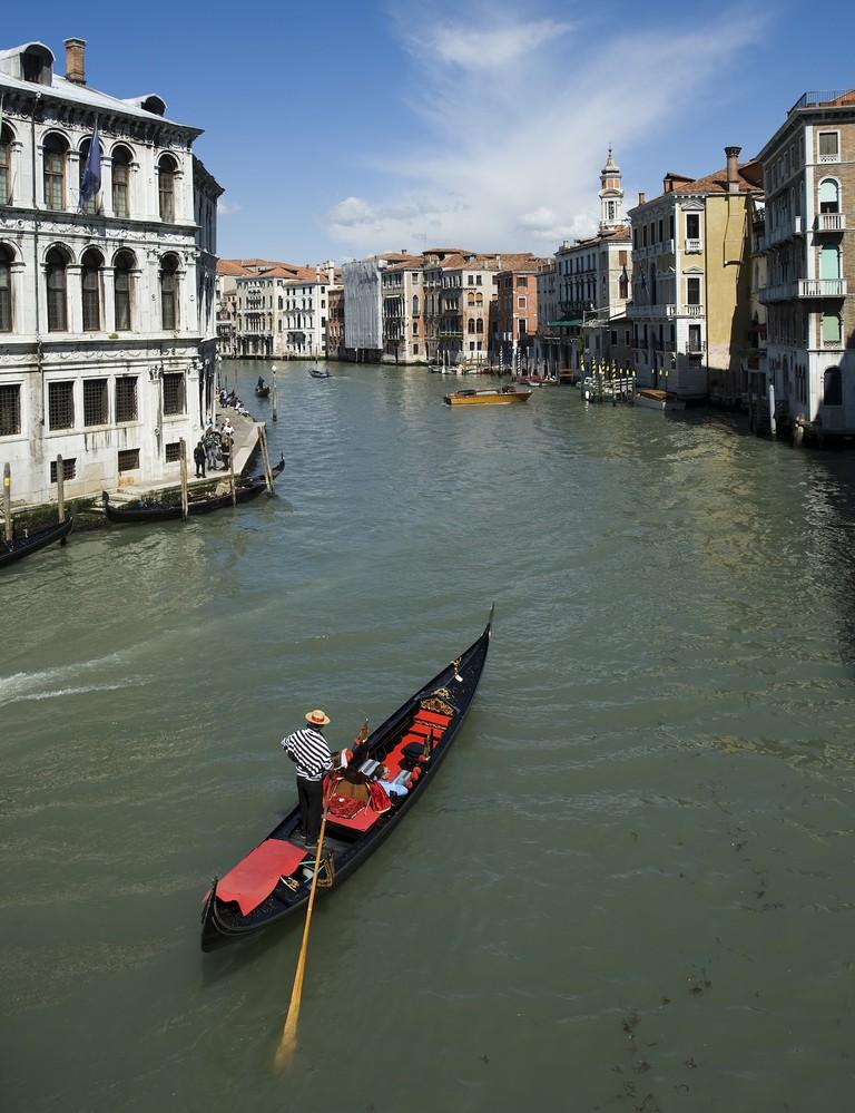 Grand Canal, Venice | © Saffron Blaze / WikiCommons
