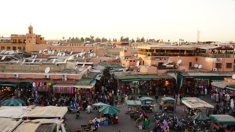 Marrakech views