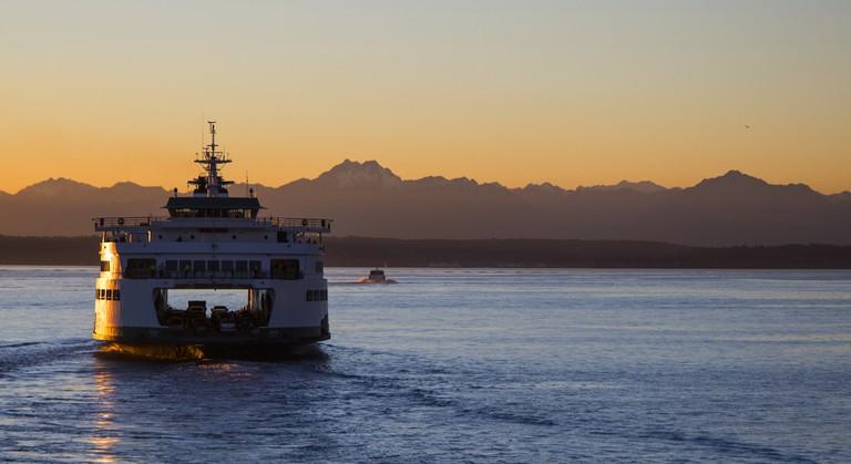 WA State Ferry | © Tiffany Von Arnim / Flickr