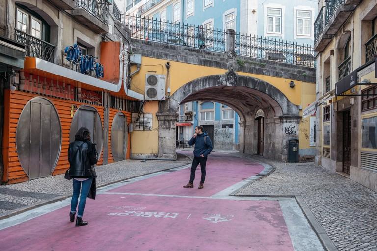 WATSON - LISBON, PORTUGAL - RUA NOVA DE CARVALHO - BRIDGE 2