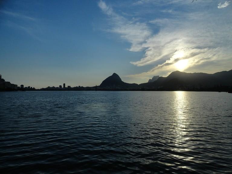Lagoa Rodrigo de Freitas | © Pixabay