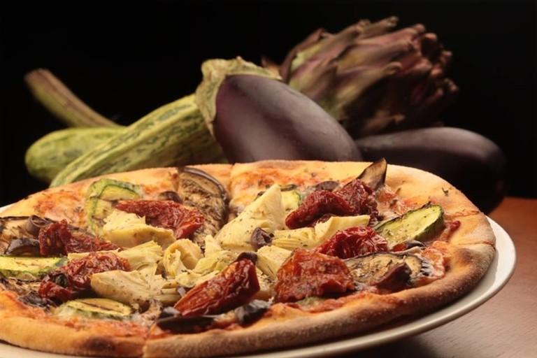 Pizza at Primitivo | © Primitivo