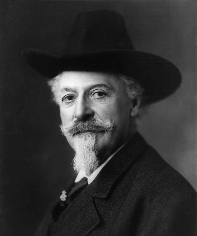 Photo of Buffalo Bill