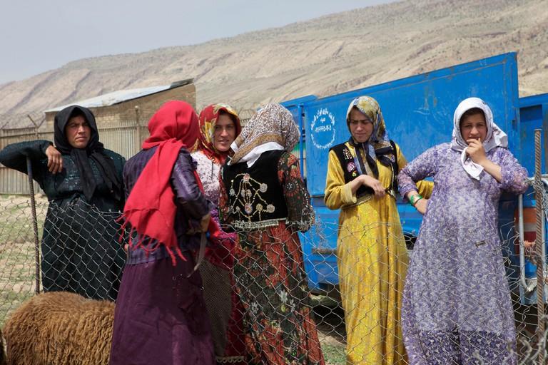 Women in Lorestan   ©Ninara:flickr