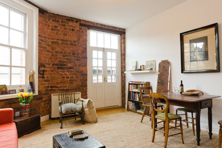 Historic, Grade II listed building apartment