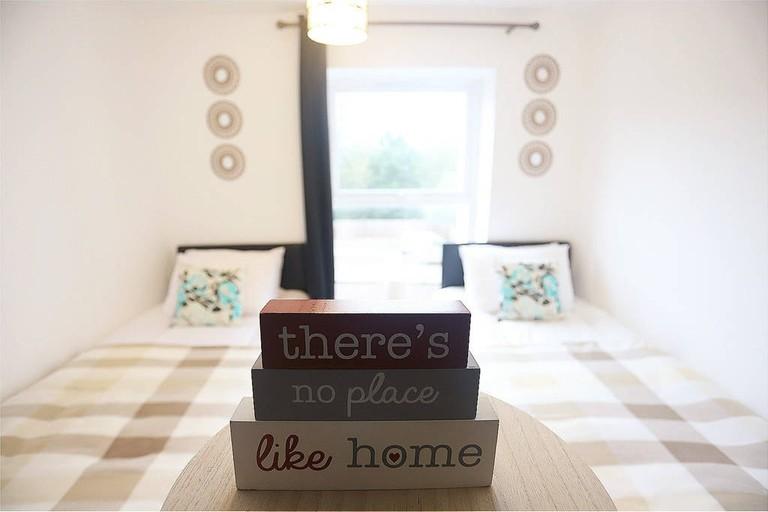 5-bed apartment in Birmingham