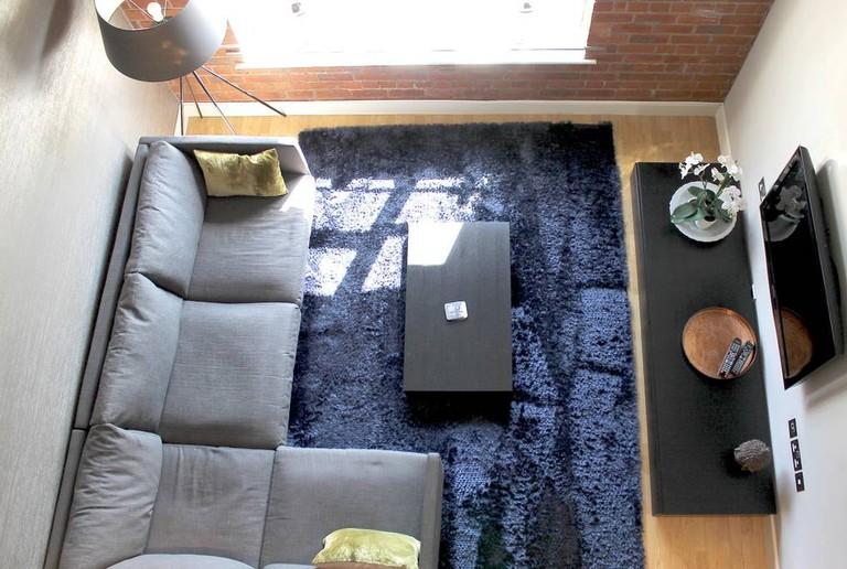 1 bed duplex penthouse