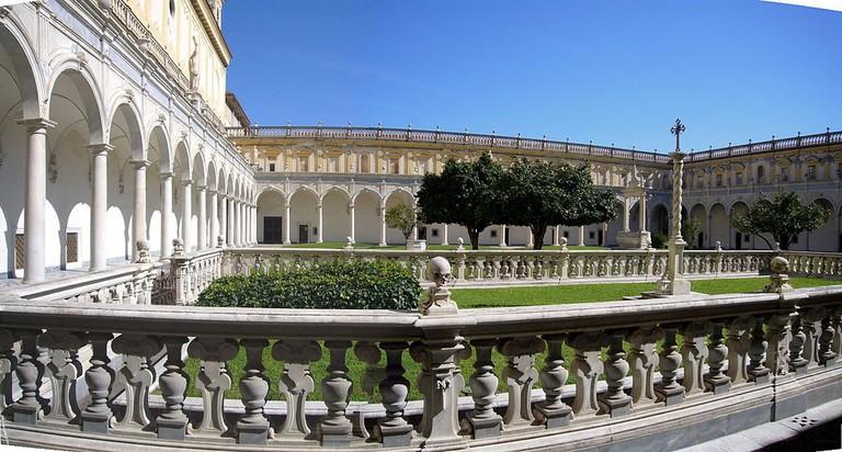 Certosa di San Martino | © Lalupa/WikiCommons